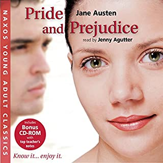 Couverture de Pride and Prejudice: Young Adult Classics