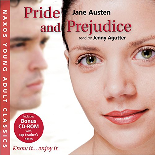 Pride and Prejudice: Young Adult Classics cover art