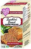 XO Baking Zucchini Bread Mix - Non-GMO Gluten-Free Zucchini Bread Mix - No Preservatives or Artificial Flavors
