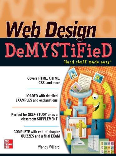 Web Design DeMYSTiFieD (English Edition) PDF Books