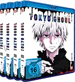 Tokyo Ghoul - Staffel 1 - Gesamtausgabe - Bundle - Vol. 1-4 - [Blu-ray] [Alemania]