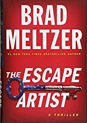 The Escape Artist, by Brad Meltzer