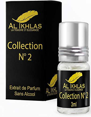 Misk Al Ikhlas Collection No.2 3 ml