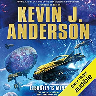 Eternity's Mind audiobook cover art