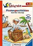 Piratengeschichten - Leserabe 1. Klasse - Erstlesebuch für Kinder ab 6 Jahren (Leserabe mit Mildenberger Silbenmethode)