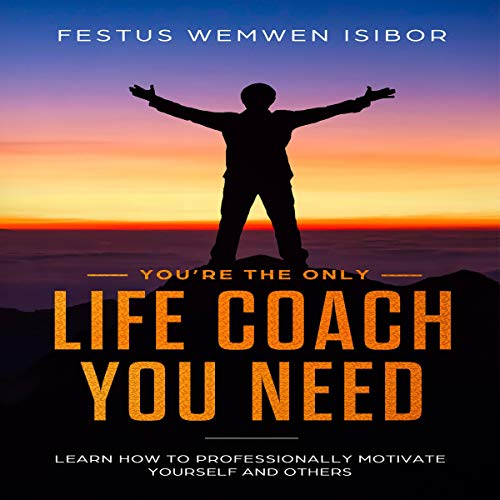 You're the Only Life Coach You Need audiobook cover art