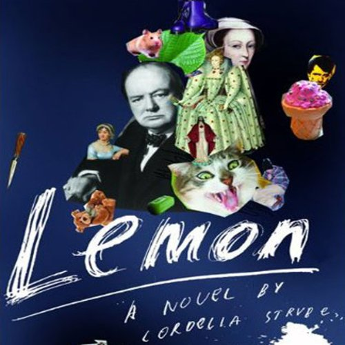 Lemon audiobook cover art