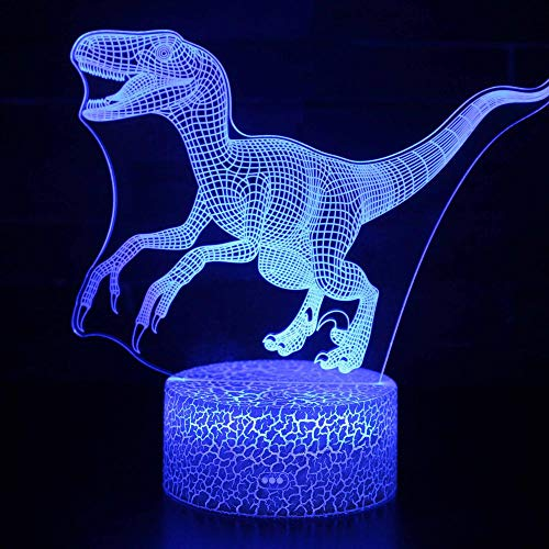 Boy'S Favorite Gift Cartoon LED 7Color USB Charge Mood Baby Sleep Desk Night Light USB Cable Decoration Desk Lamps