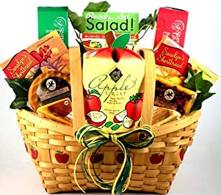 Gift Basket Village Gourmet Apple Gift Basket