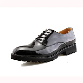 Disponibles De esZapatos Charol Incluir Hombre Amazon No j354RAL