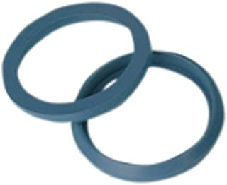 Orange Cycle Parts Intake Manifold Seals w/Rubber Lip (Pair) (2) for Harley Sportster 883, 1100, 1200, 1340cc Motors 1986-2017 JGI-26995-97-X by James Gasket