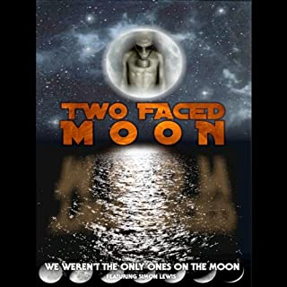 Two-Faced Moon audiobook cover art