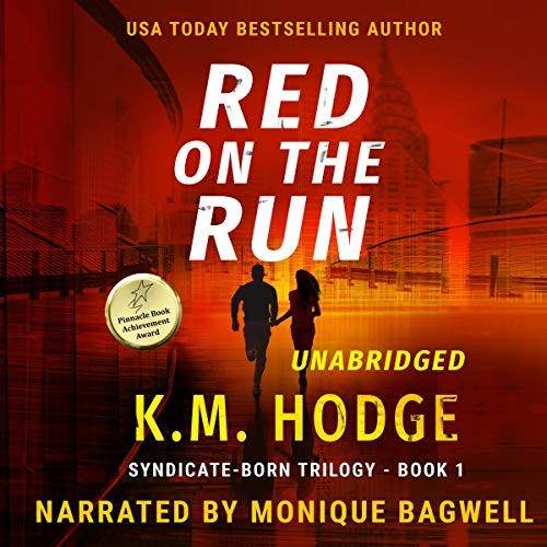 Red on the Run Audiobook By K.M. Hodge cover art