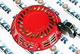 Holzer - Corda di avviamento per motori a benzina e generatori di corrente, colore:...