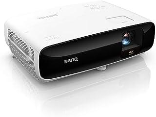 Benq 4K HDR Projektor Kina Domowego (3840 x 2160, 4K UHD, 3200 Im, 1000:1, HDMI, USB, Biały/Czarny)