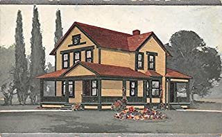 Paint & Wallpaper Advertising Old Vintage Antique Post Card Sherwin Williams Unused
