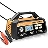 Best Auto Battery Chargers - Ampeak 2/8/15A 12V Smart Battery Charger/Maintainer Automatic Review