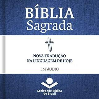 Couverture de Bíblia Sagrada Nova Tradução na Linguagem de Hoje em áudio [New Translation on Todays Language in Audio]