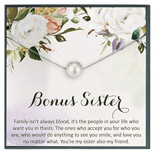 Regalos para hermana del novio de novia a cuñada, regalos de boda para hermana de bono para hermana de la hermana del novio