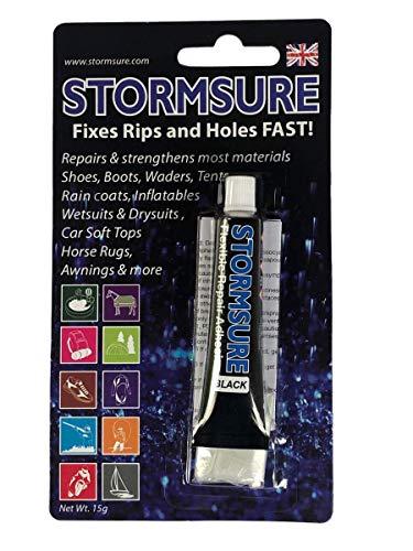 Stormsure Black Flexibele Reparatie Lijm 15 g Buis