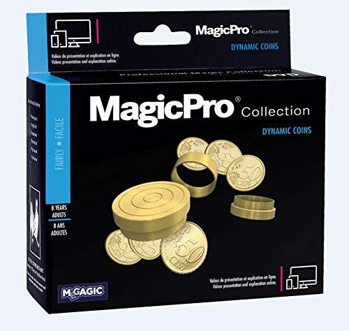 Dynamic Coins Zaubertrick - LEICHT