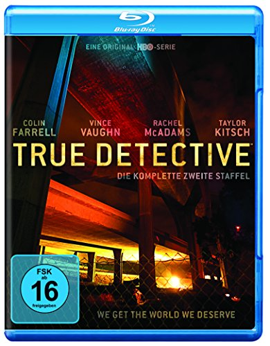 True Detective - Staffel 2 [Blu-ray]