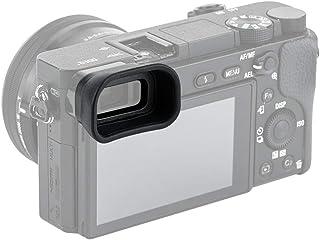 PROfezzion Visor Ocular Silicona Suave de Largo y Extendido para Sony Alpha A6300 A6100 A6000 NEX7 NEX6 Reemplazo Sony FDA-EP10