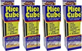 HOME-OUTDOOR Mice Cube 4 Pk - Reusable Humane Mouse...