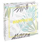 Walther Design - Album Fotografico Happiness, 200 Foto 10 x 15 cm, Multicolore