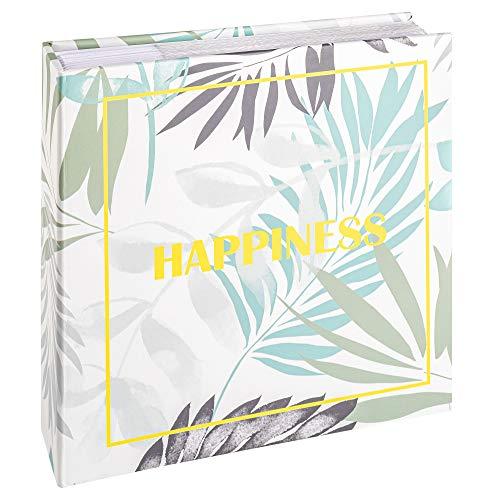 Walther Design Happiness Album photo Multicolore 200 photos 10 x 15 cm