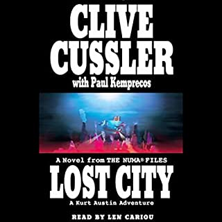 Lost City     A Kurt Austin Adventure              De :                                                                                                                                 Clive Cussler,                                                                                        Paul Kemprecos                               Lu par :                                                                                                                                 Scott Brick                      Durée : 12 h et 41 min     Pas de notations     Global 0,0