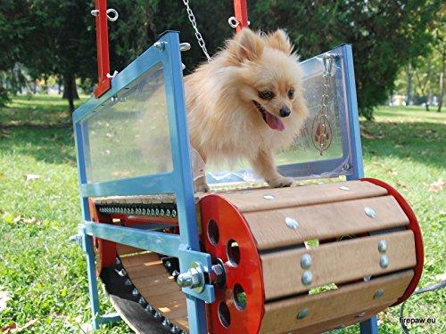 Firepaw Mini Dog Treadmill/Mini Hunde Laufband/Hundetraining/Hundelaufband
