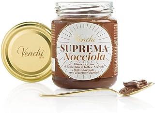 Venchi Suprema Hazelnut Chocolate Spread 8.81oz