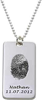 Best sterling silver dog tag Reviews
