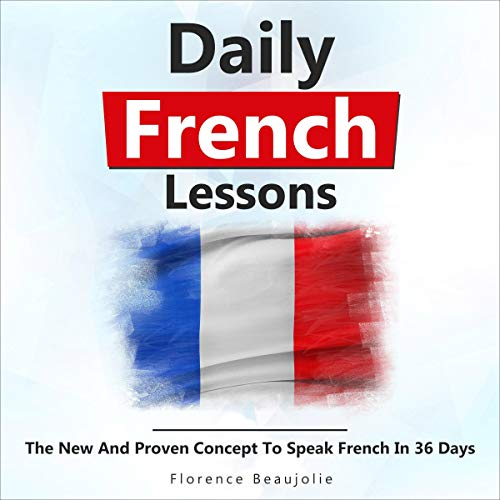 Daily French Lessons cover art