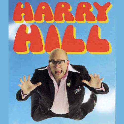 Harry Hill Man Alive cover art
