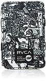 RVCA Men's ANP Magic Wallet, black/white, One Size