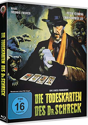 Die Todeskarten des Dr. Schreck - Special Edition (Remastered 2020 Version) [Blu-ray]