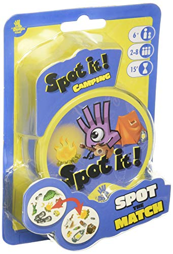 Spot It Camping Pack