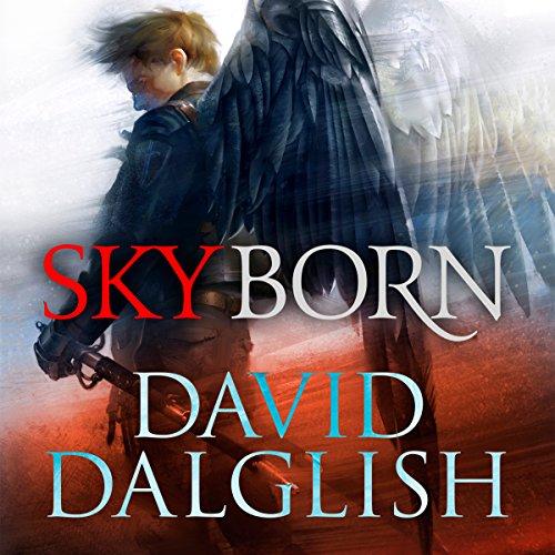 Skyborn cover art