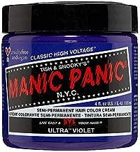 Manic Panic Ultra Violet Hair Dye – Classic