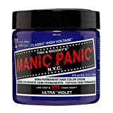 Manic Panic Hair Dyes Review and Comparison