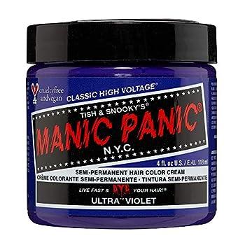 MANIC PANIC Ultra Violet Hair Dye Classic