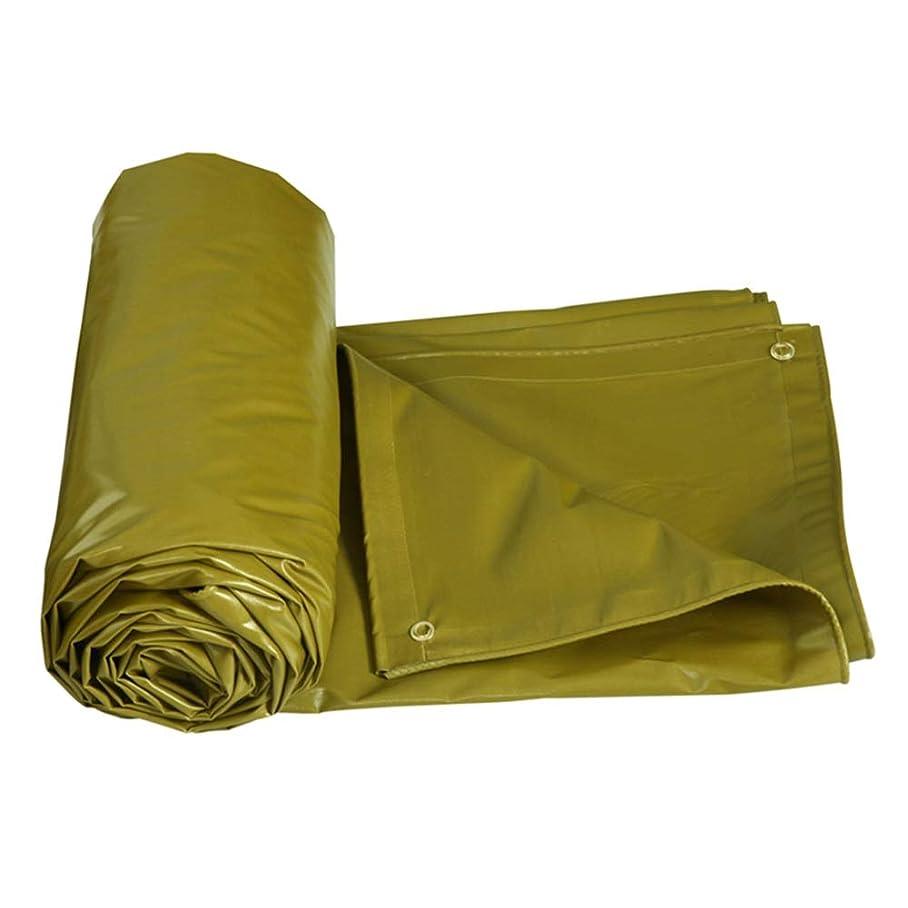 長くする既にクラウドIDWOI ターポリン-高品質で厚く耐摩耗性、耐摩耗性のキャンバス、防雨、防水日焼け止めターポリン-車、トラック用カバー布 (Size : 2.85×3.85m)