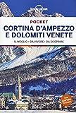 Cortina d'Ampezzo e Dolomiti venete. Con Carta geografica ripiegata