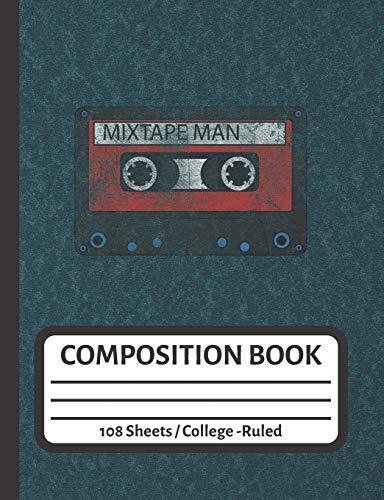 Mix Tape Man: Mixtape Planner for Vintage Music Addict