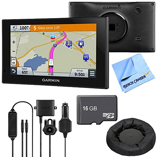 Why Should You Buy Garmin 010-01535-00 RV 660LMT Automotive GPS Deluxe Backup Camera Bundle Includes...