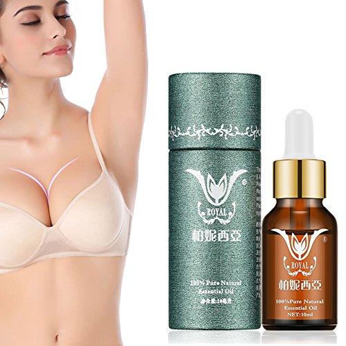 Brustvergrößerung ätherisches Öl Bust Enhancement Growth Cream Natural Herbal Serum Straffung und Lifting
