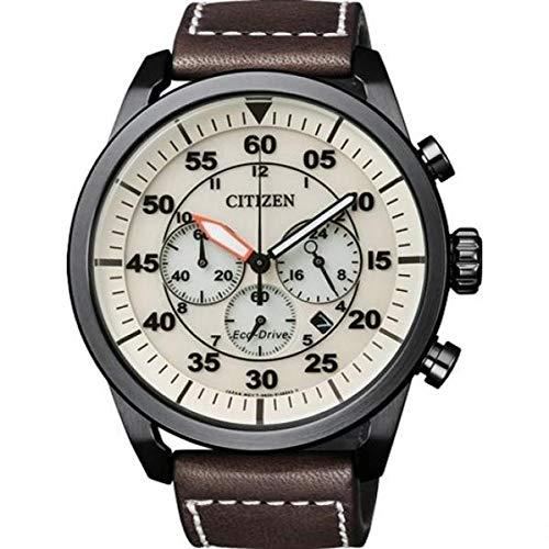 Citizen CA4215-04W - Reloj Color Beige