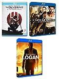 X Men - Wolverine - Logan Collection con Hugh Jackman (3 film in BLU-RAY) Edizione Italiana